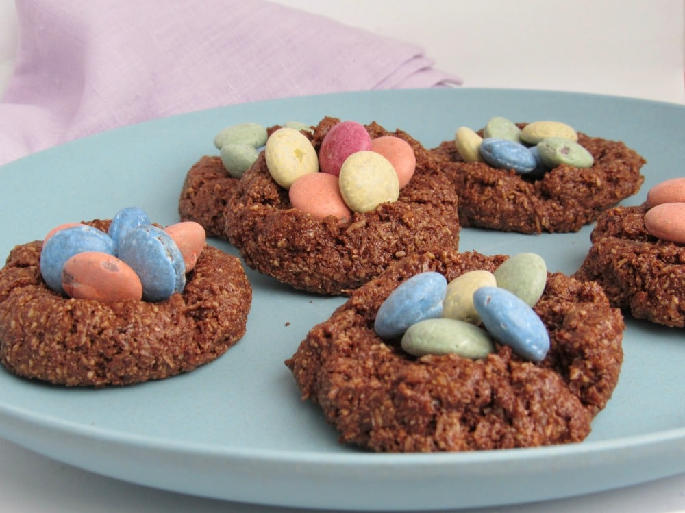 vegan easter treats