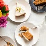Healthy Vegan Carrot Cake