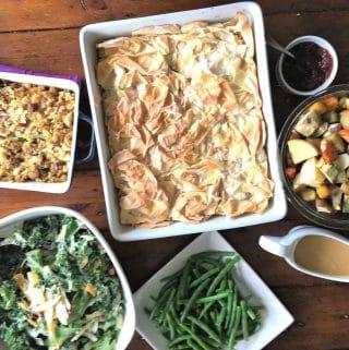Our Vegan Christmas Dinner! (youtube video)