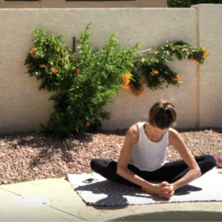 Yin Yoga: 20 minute video