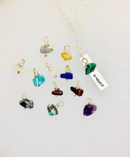 vegan gift guide: necklace
